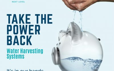 Take the Power Back: Water Harvesting